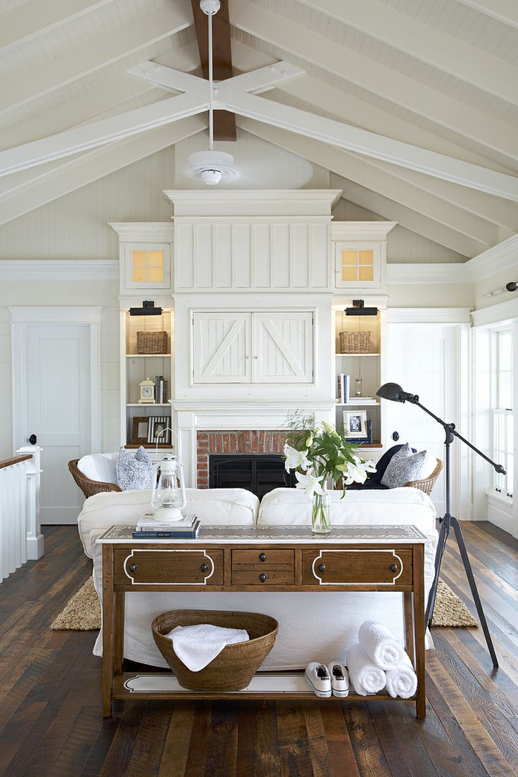 House Drawing Room Designs: How To Style A Farmhouse Living Room