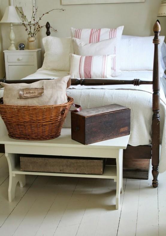 Get the Look Farmhouse Bedroom Beneath My Heart