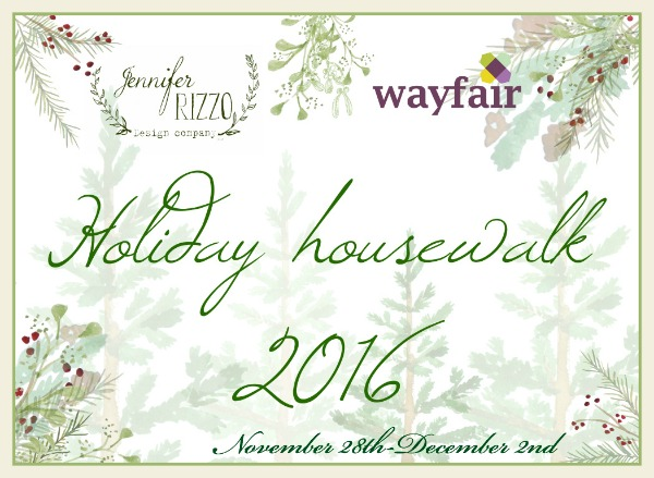 Jen Rizzo's Holiday House Walk