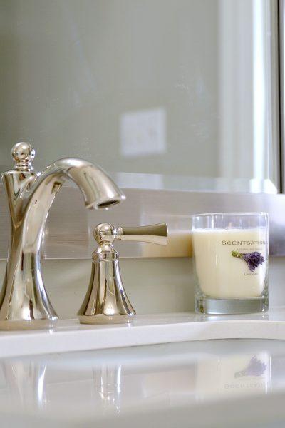 Lowe's Bathroom Makeover Reveal!