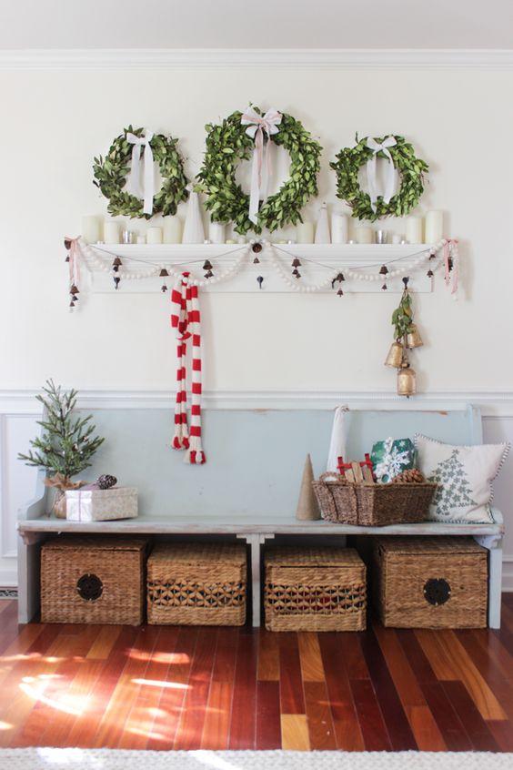 Favorite Modern Farmhouse Christmas Pins! - Beneath My Heart