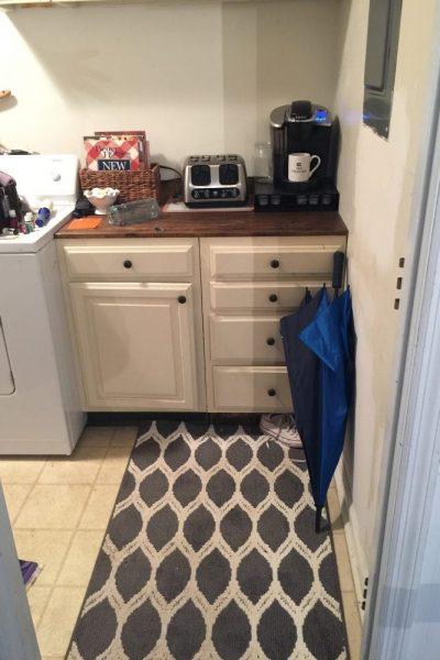 Laundry Room Update!