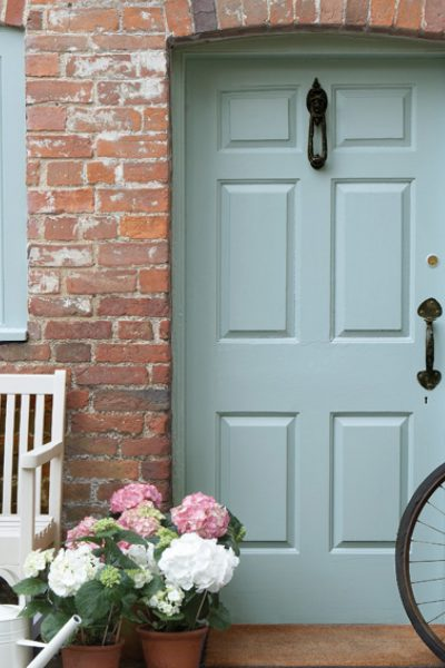 Painted Front Doors – Part 1