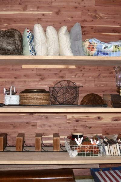 Our New Storage Room {Reveal!}