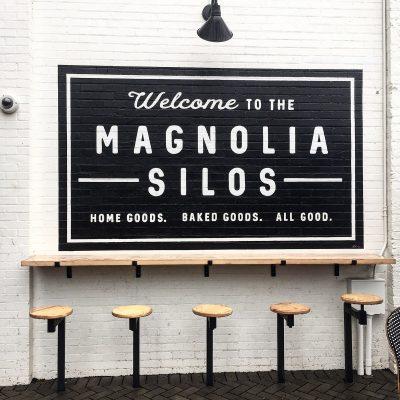 Meet me at Magnolia! {Texas here I come!}