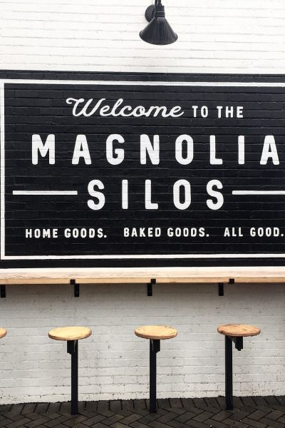 Meet me at Magnolia! {Texas here I come!}