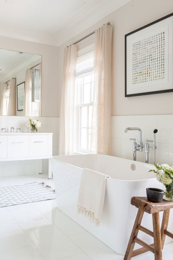 Decorating With Color Blush Pink Beneath My Heart