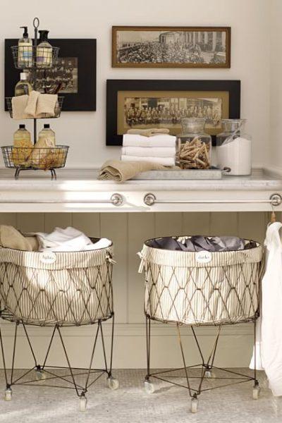 Laundry Basket Love