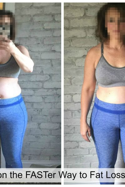My Wellness Journey Update {Before and Afters Pictures}