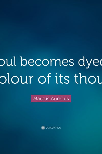 The Color of Our Thoughts