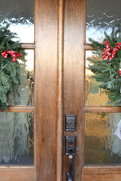 New Wreaths and Garland for my Christmas Decor!