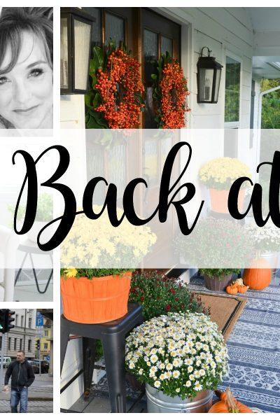 A Look Back at 2017 {life and blog}