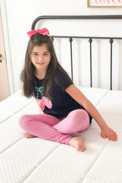 Sania's New Nectar Mattress! {Enter my giveaway to win your own mattress!}