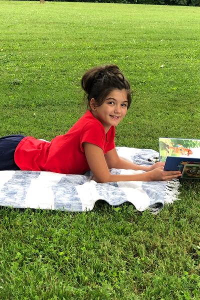 Summer Time Fun in the Backyard!
