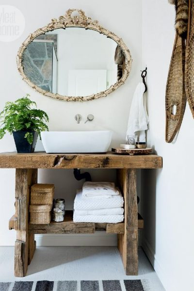 Small Bathroom Inspiration for our Guest House