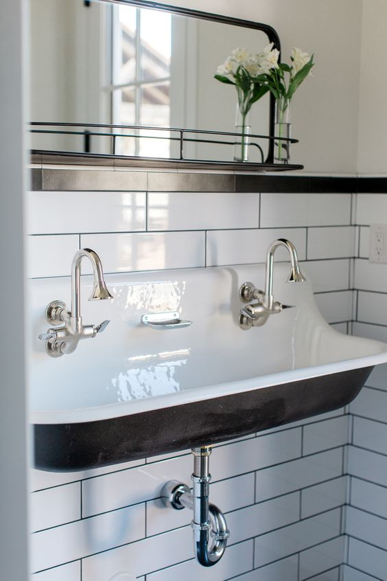 Small Bathroom Inspiration For Our Guest House Beneath
