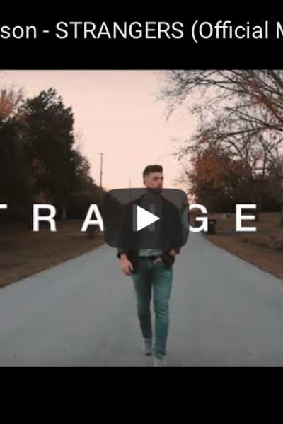 Jonathan's First Official Music Video for STRANGERS