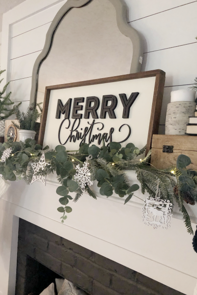 Adding to Our Christmas Mantel – Mystery Box Creative Challenge