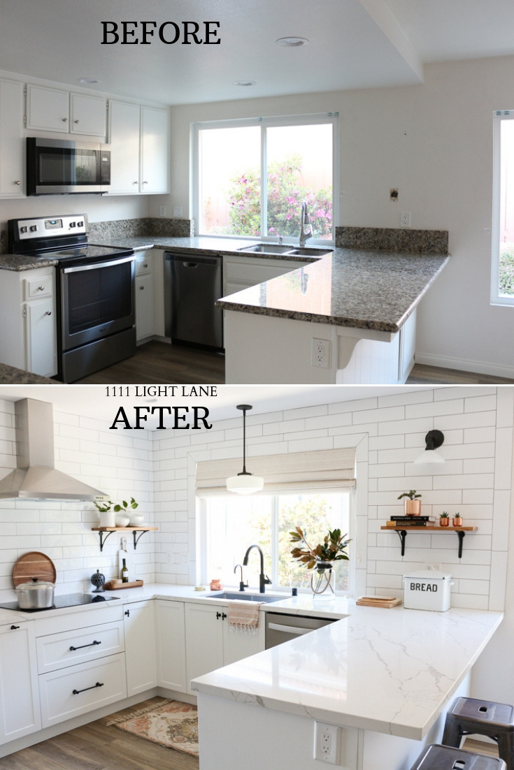 Before and After: 10 Stunning Kitchen Transformations ...