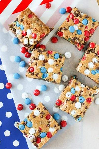 4 of July Dessert Ideas!