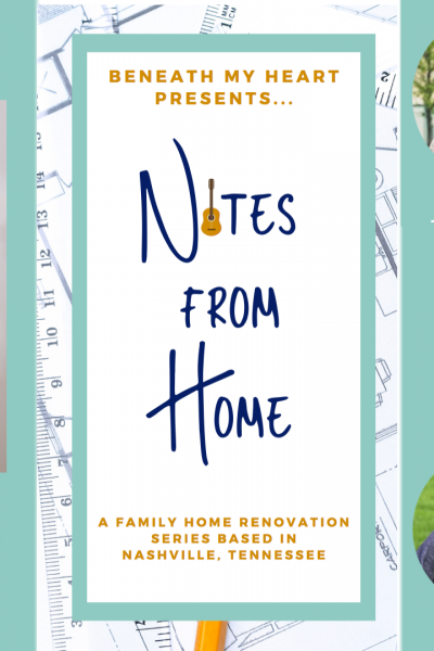 Notes from Home – Episode 3 {Who, What, When, Where, Why, How, and Demo}