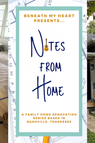 Notes from Home – Episode 6! {Installation & Ky Reno!}