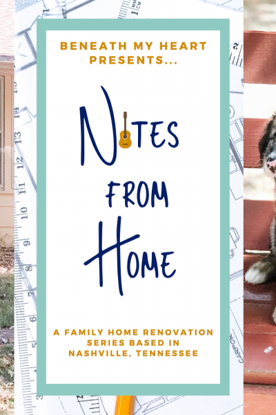 Notes from Home – Episode 9 {Puppies and Porches}