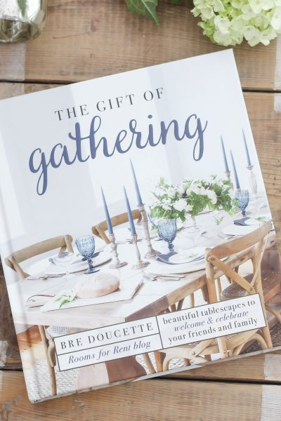 The Gift of Gathering!  {plus a giveaway!}