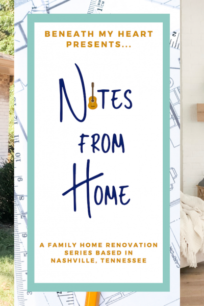 "Notes from Home – Episode 11 ""Paint & Floors"""
