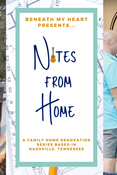 Notes from Home – Episode 13 {Misty Mill Lake House Tour}