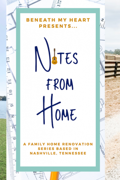Notes from Home – Episode 12 {Road Trip to Georgia}