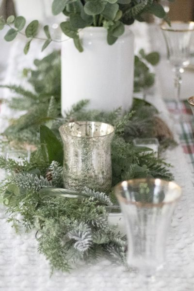Our Tennessee Christmas Tablescape