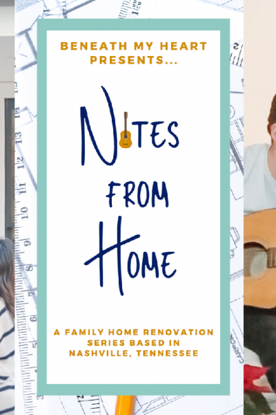 Notes from Home – Ep. 20! {Doors, Lights, & Merry Christmas!}