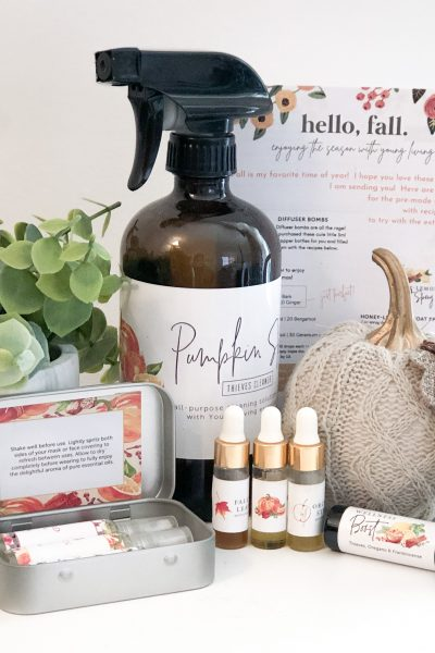 FREE September Essential Oil Goodies from Me to You!