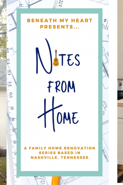 NEW EPISODE of Notes from Home!  {Kentucky Style!}