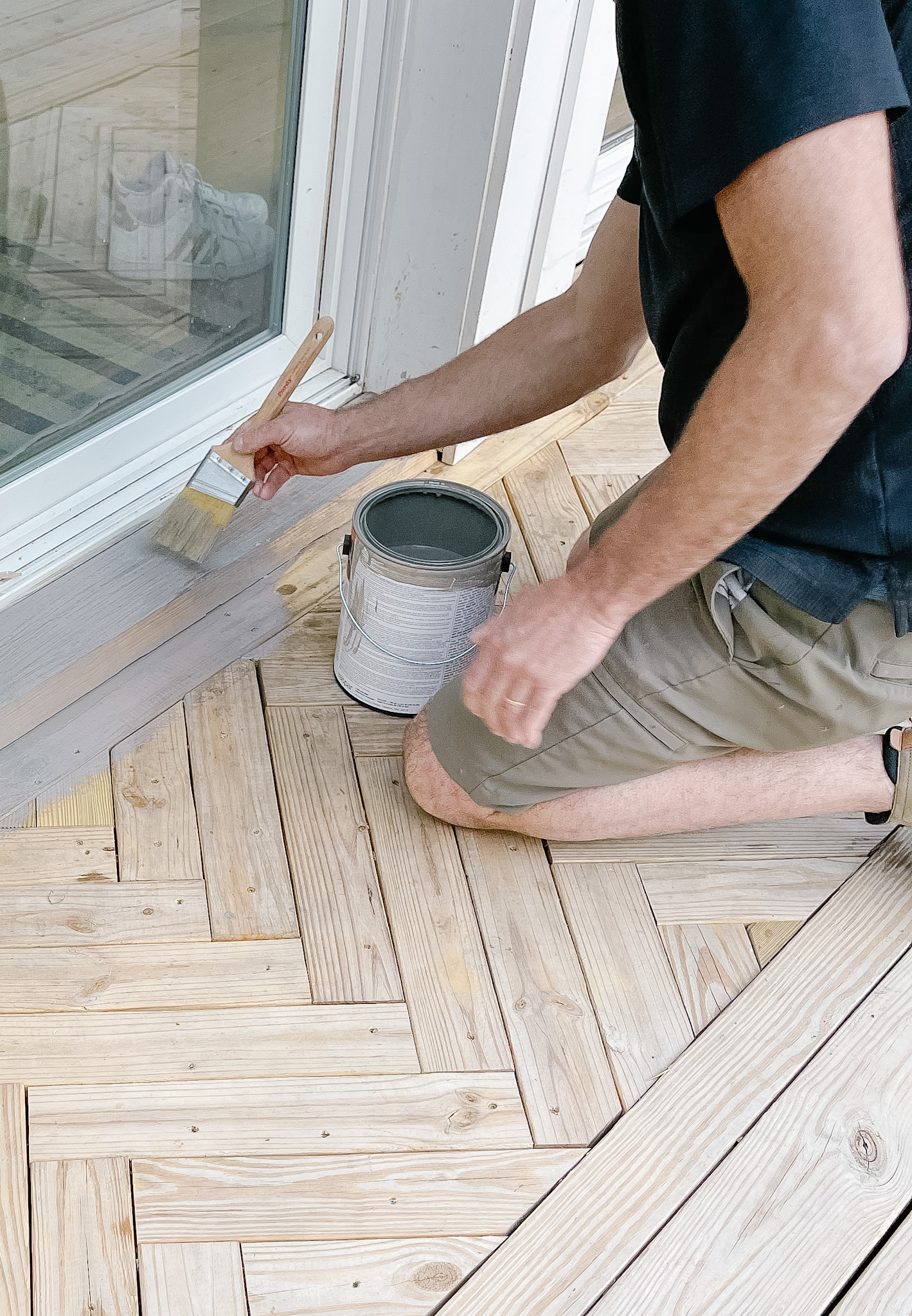 Steps to Staining a Deck