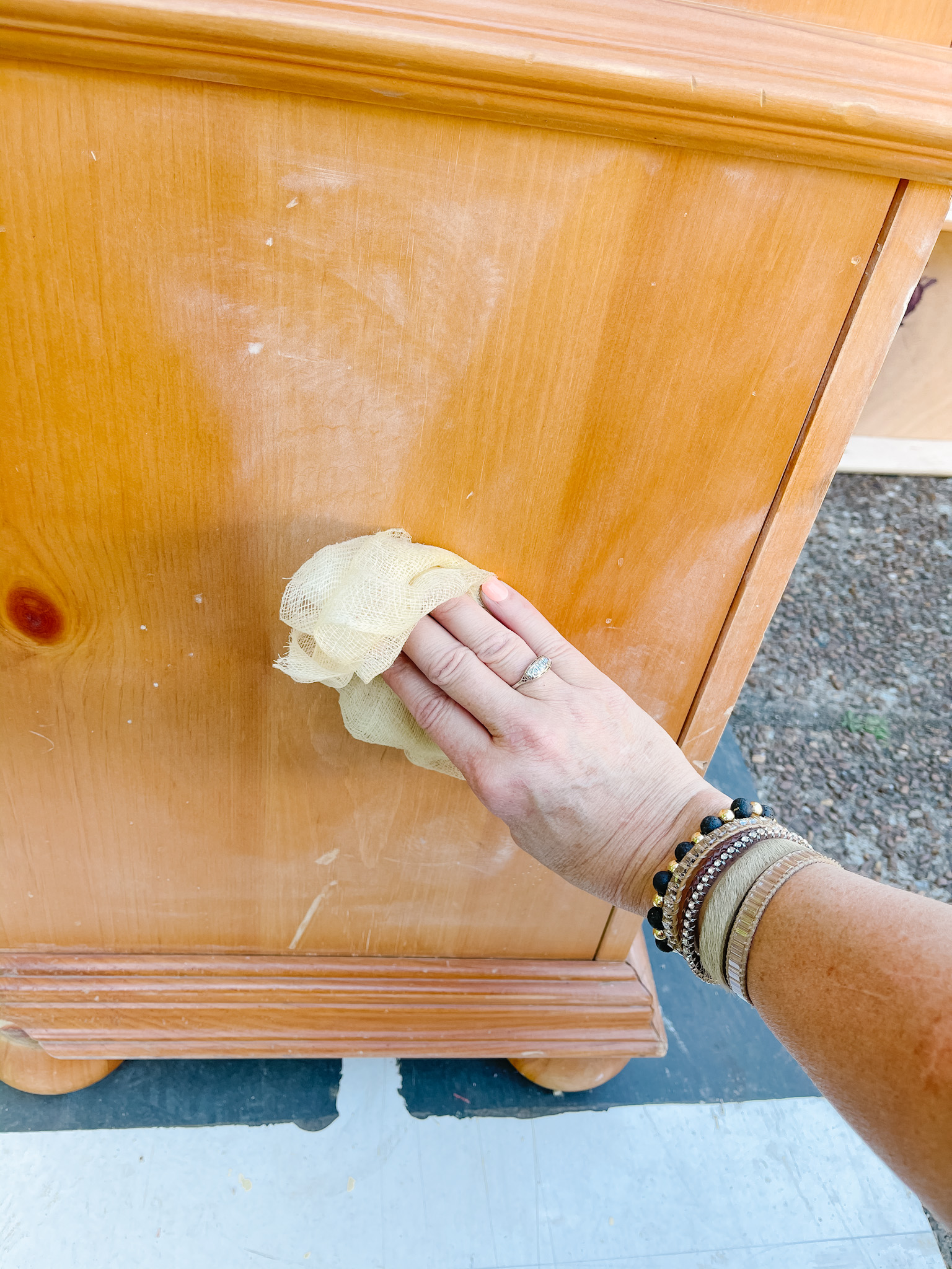 Step by Step Guide to Painting Furniture