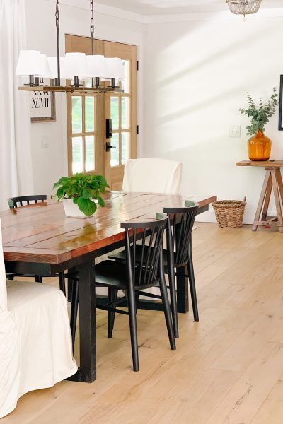 New Kitchen Table Chairs